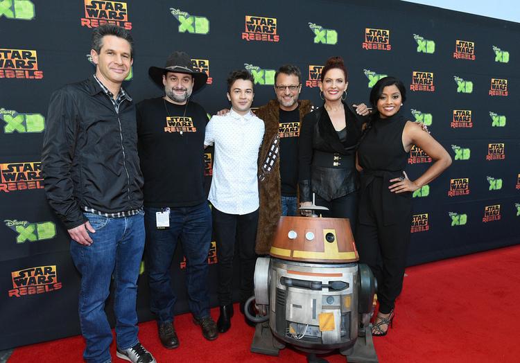 Cast of Star Wars: Rebels