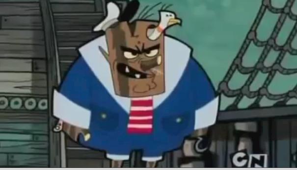 Captain Deadwood