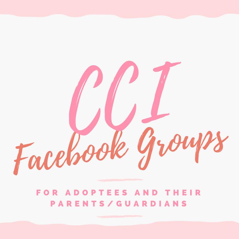 CCI Facebook Groups