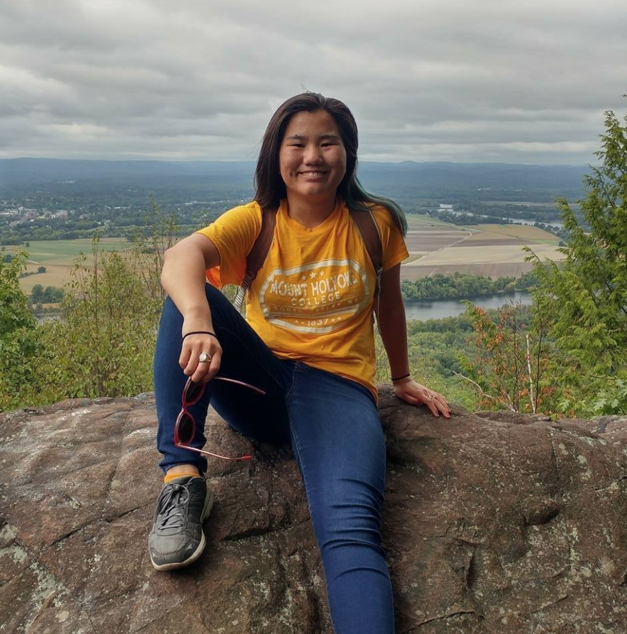Kiera McCabe - CCI 2018-2019 InternI was with CCI throughout high school and part of college, after attending their joint Half the Sky volunteer trip. Right now I'm attending Mount Holyoke College (class of 2019) as a Computer Science and East Asian Studies Major.