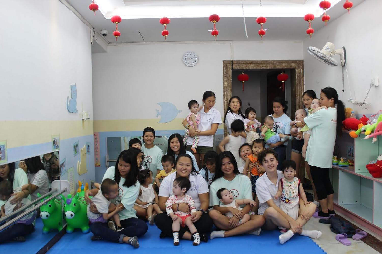 And the Chunhui China Care Home kids!