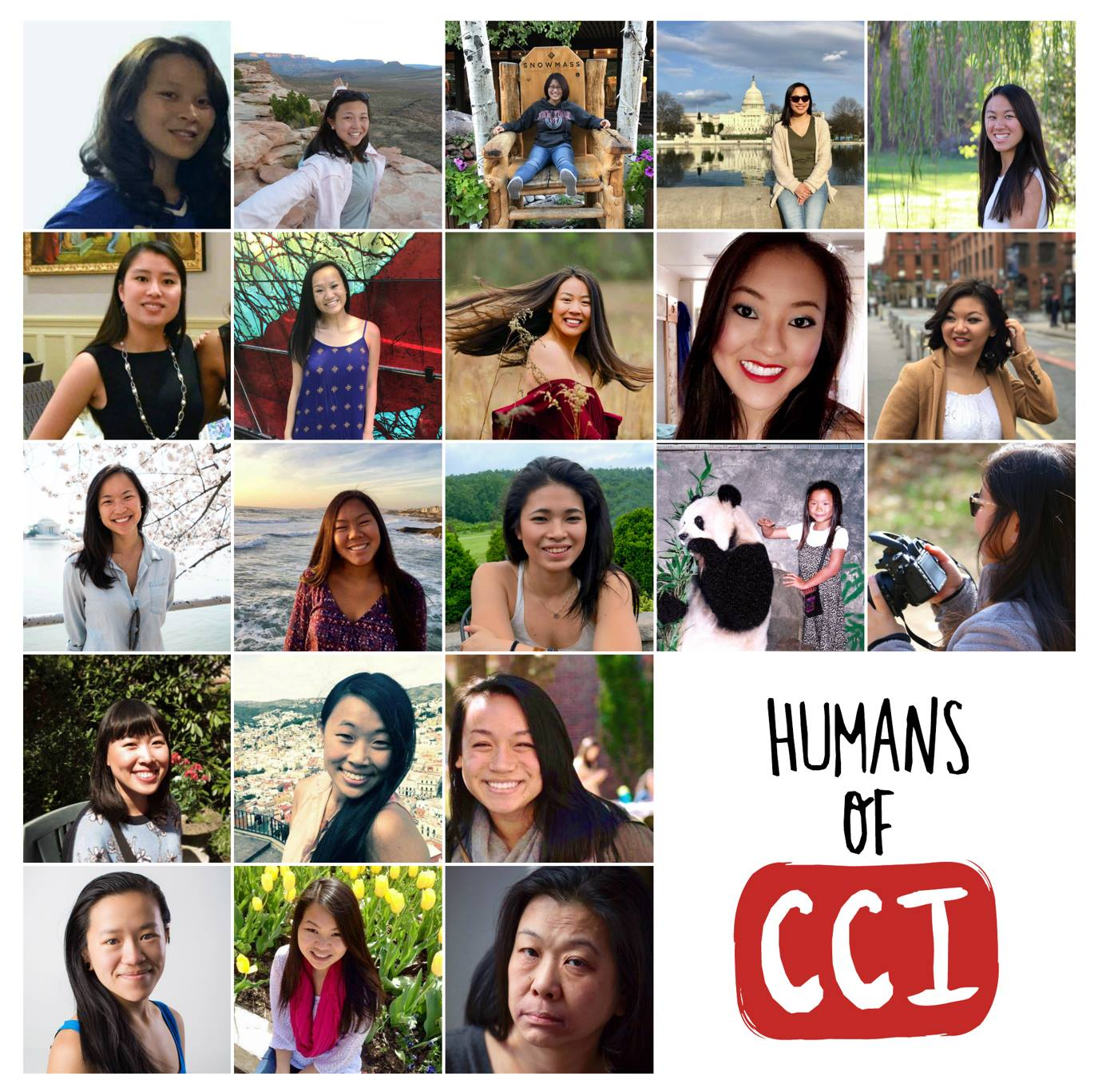 Humans of CCI