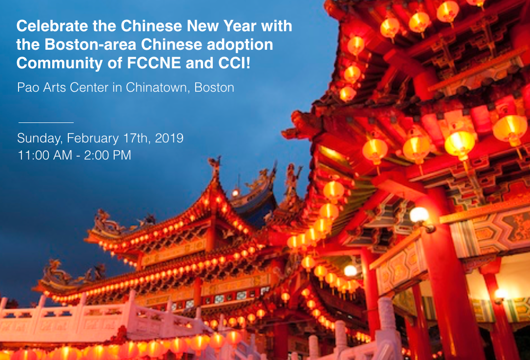 Celebrate the Chinese New Year with CCI - On February 17th, 2019, CCI Boston teamed up with FCCNE to celebrate the Chinese New Year!