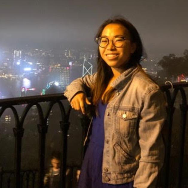 CCI UK Coordinator: Hannah-Mei Grisley