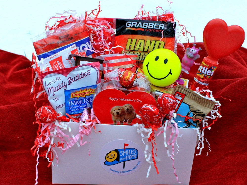 Valentine's Care Package - from $38.50