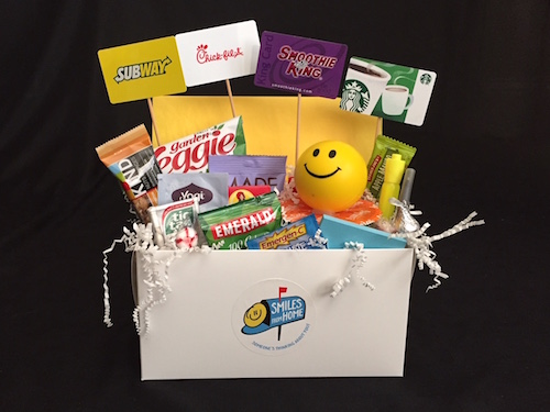 Smiles Wellness Care Package - From $43.50
