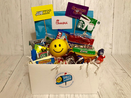 Smiles Classic Care Package - From $40.00