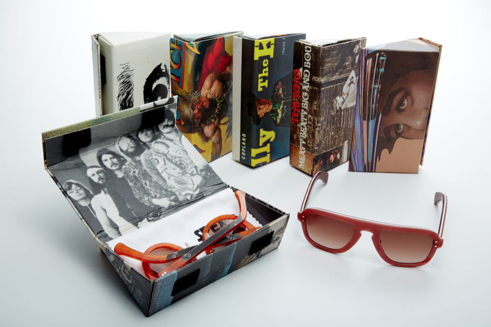Cases are made out of the album cover. These cases are NOT SOLD SEPARATELY...they are given as a gift with your purchase. Just another way for SPEXWAX to further recycle.