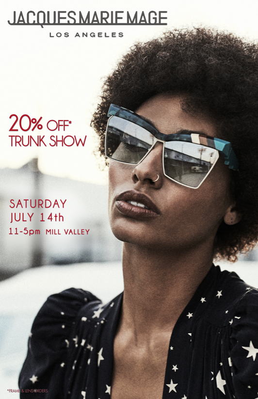 Come hang with the Mill Valley crew @Rims & Goggles and Save Big with JMM!  Saturday, July 14th, 2018  11-5pm  Rims & Goggles - Mill Valley