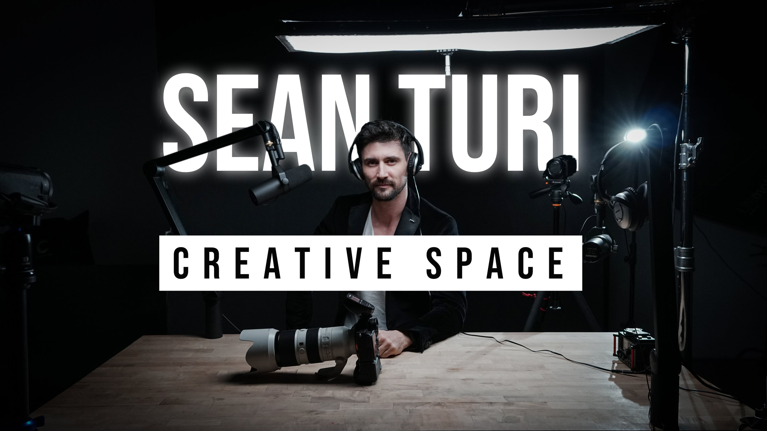 Sean Turi Creative Space