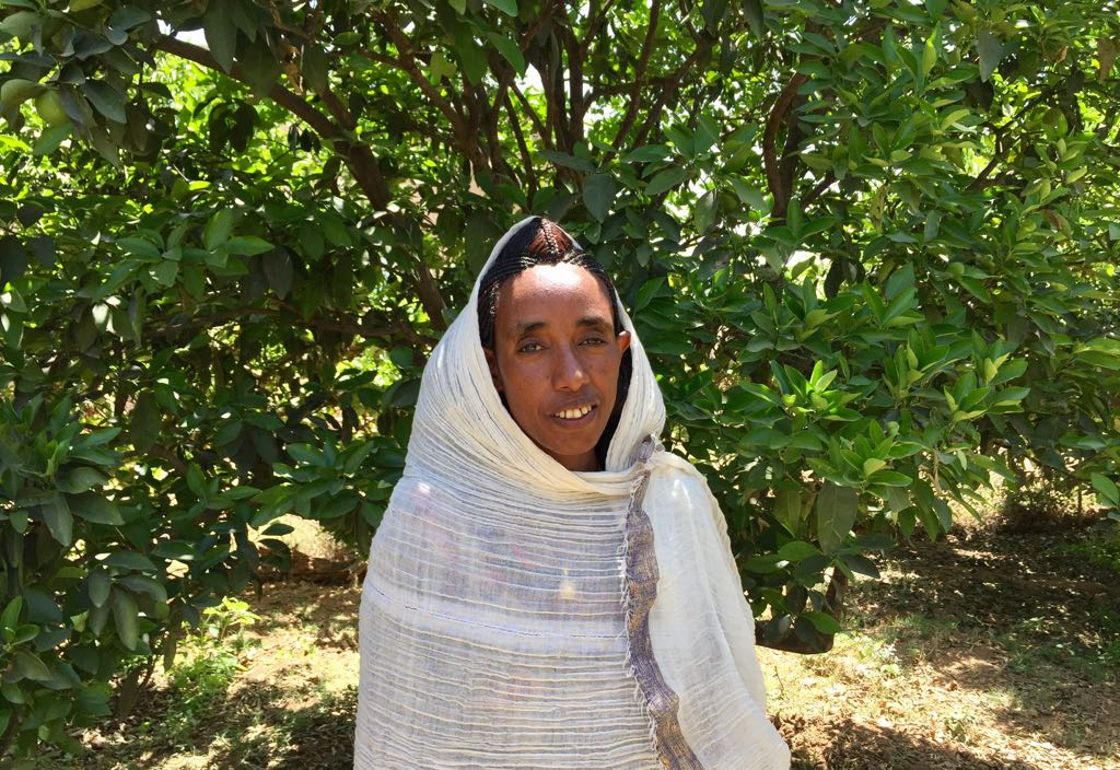 Zebib Hagos   Maternal Health Agent in Tekelabi