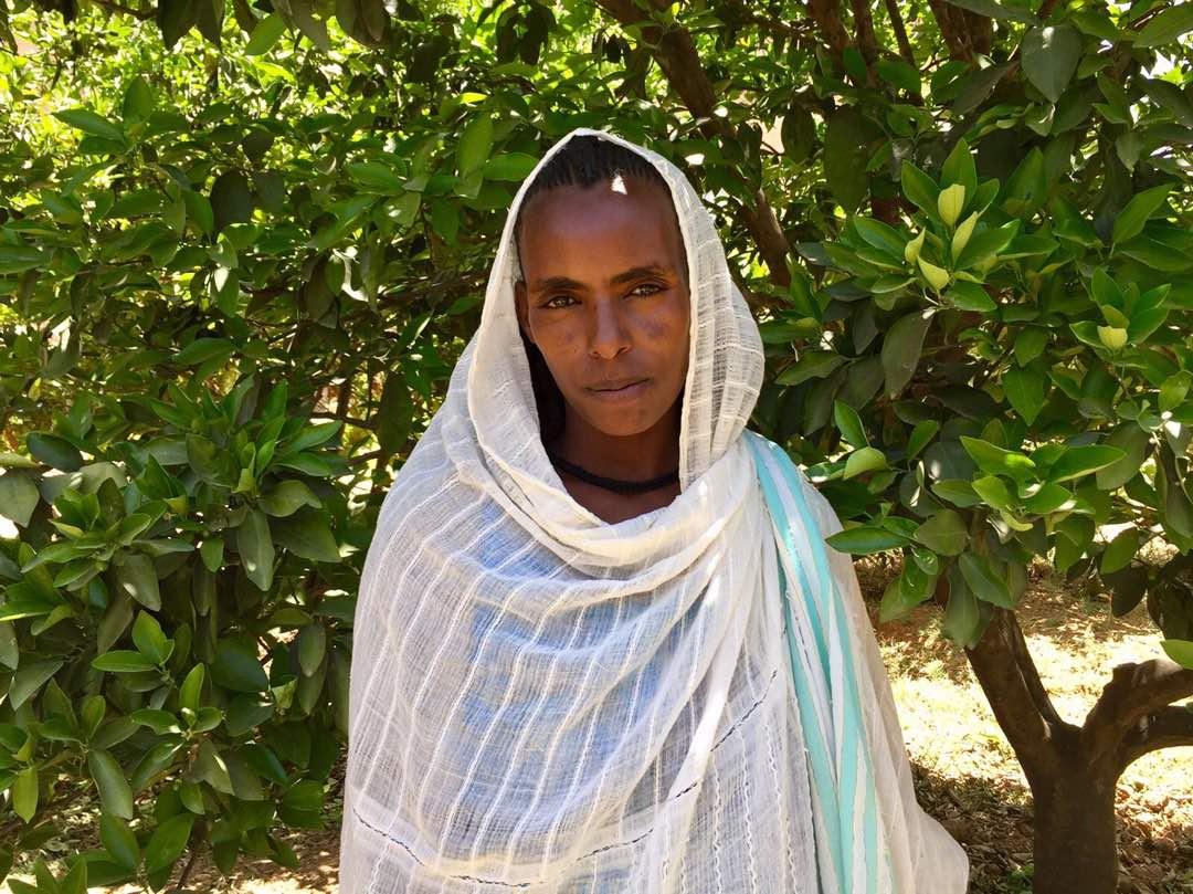 Tsega Fikre   Maternal Health Agent in Daber