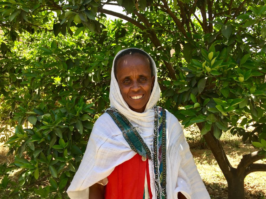Elsa Habtom   Maternal Health Agent in Zeare