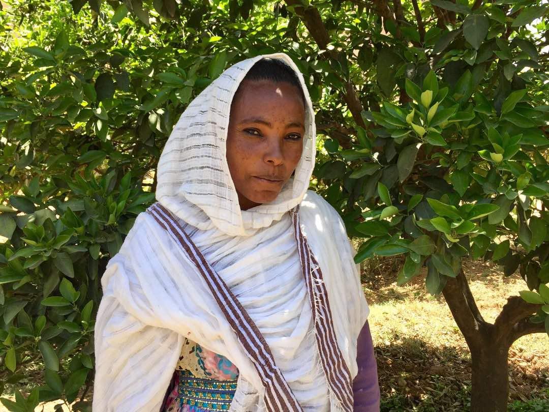Nitsihti Kaleab   Maternal Health Agent in Imbeyto