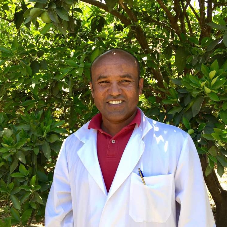 Kibrom Tseggai   Co-Founder and Director