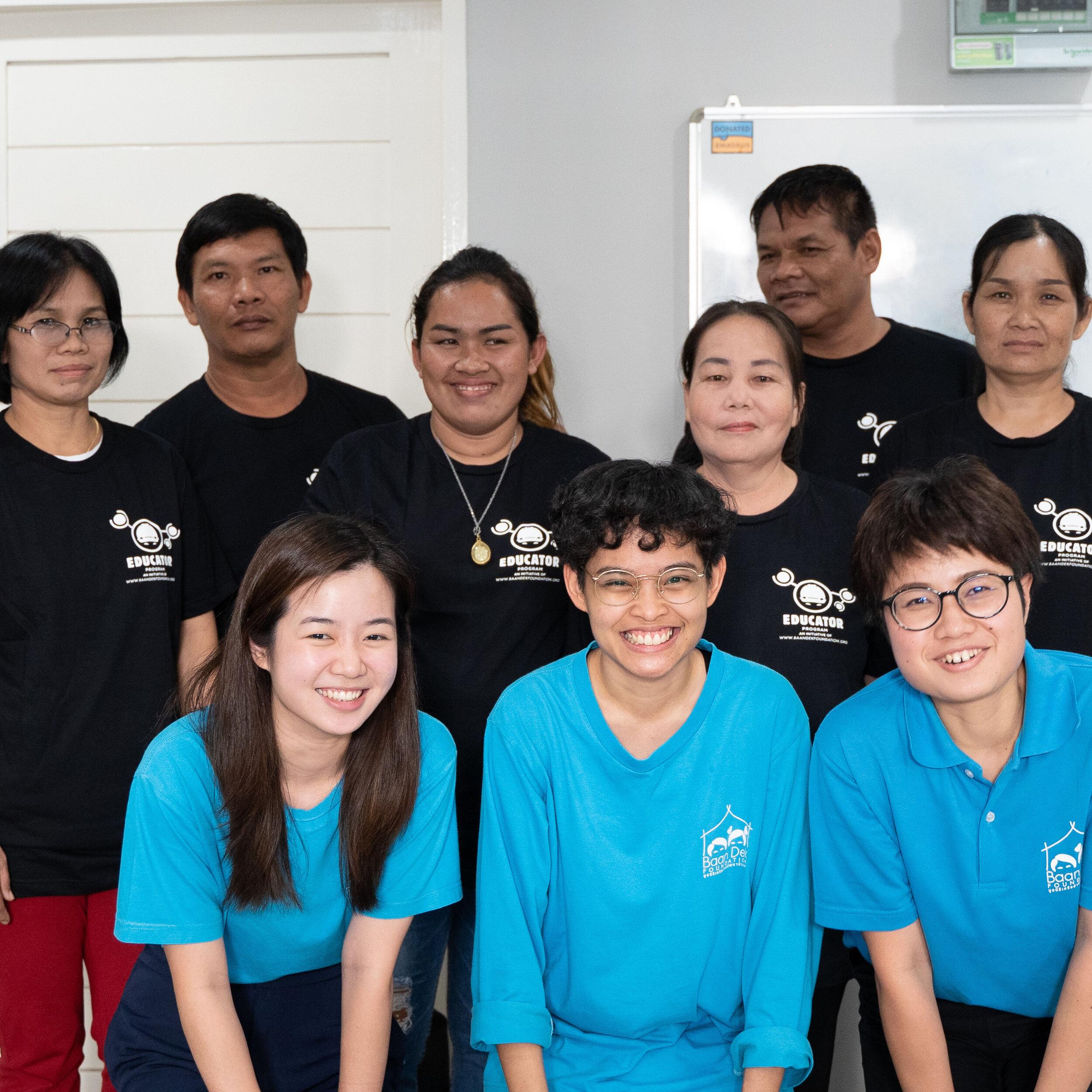 Educator Program Session in Bangkok office