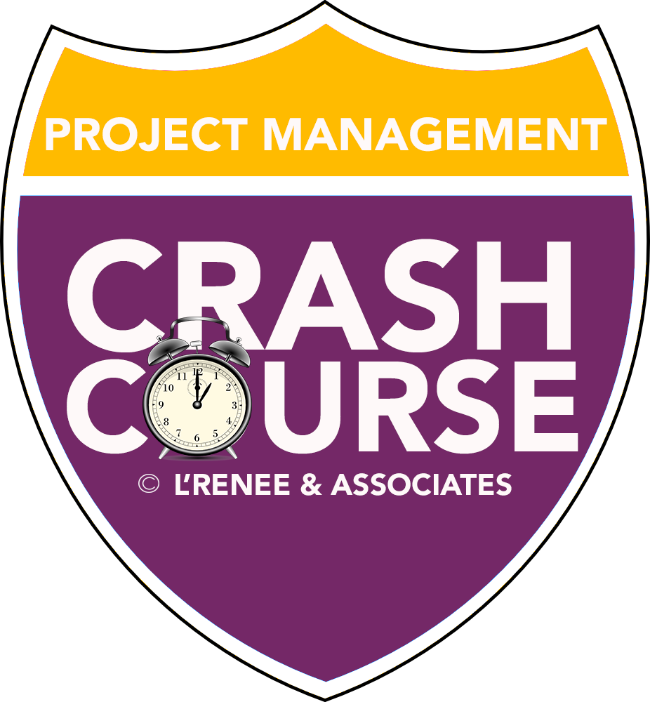 L'Renee & Associates Crash Course Logo