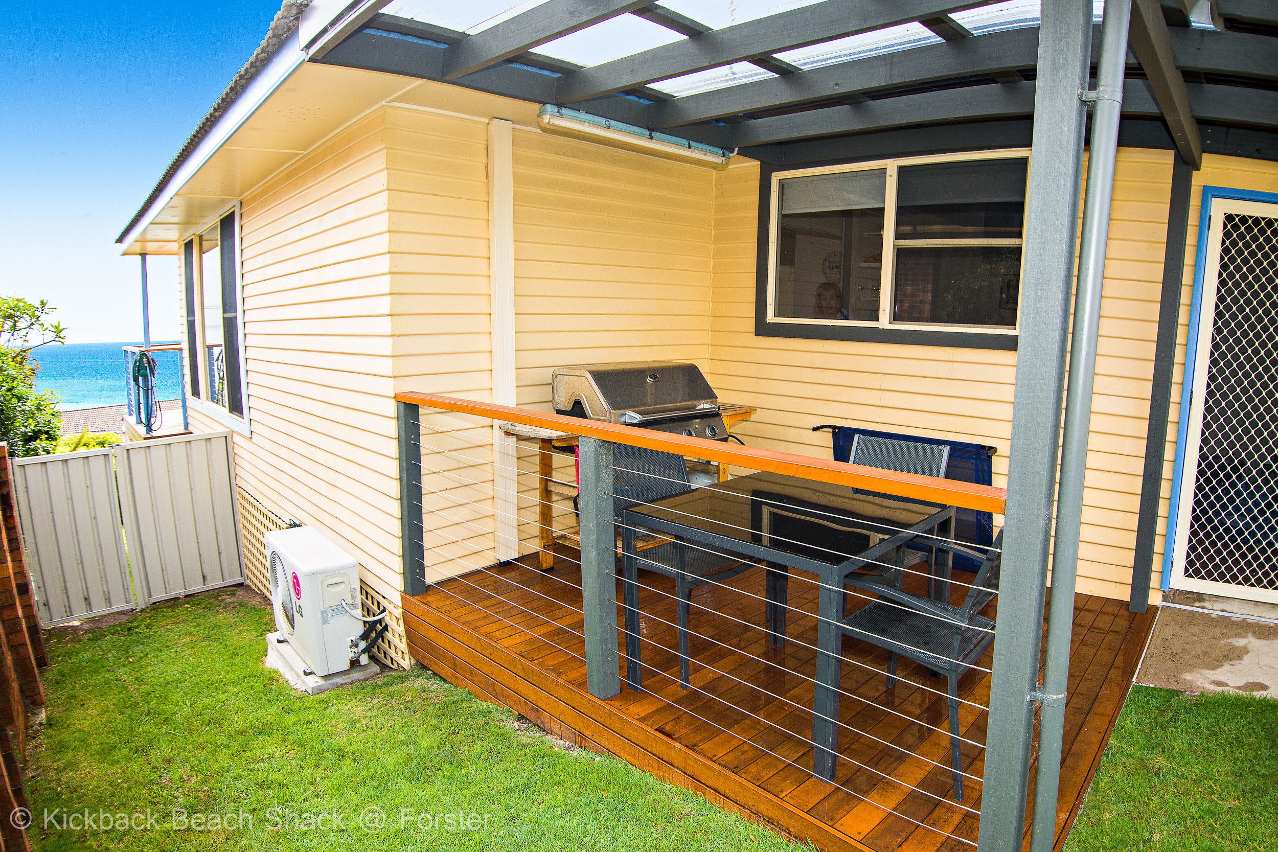 Forster-Accommodation-and-Pet-Friendly-Holiday-House-NSW-porch-talk