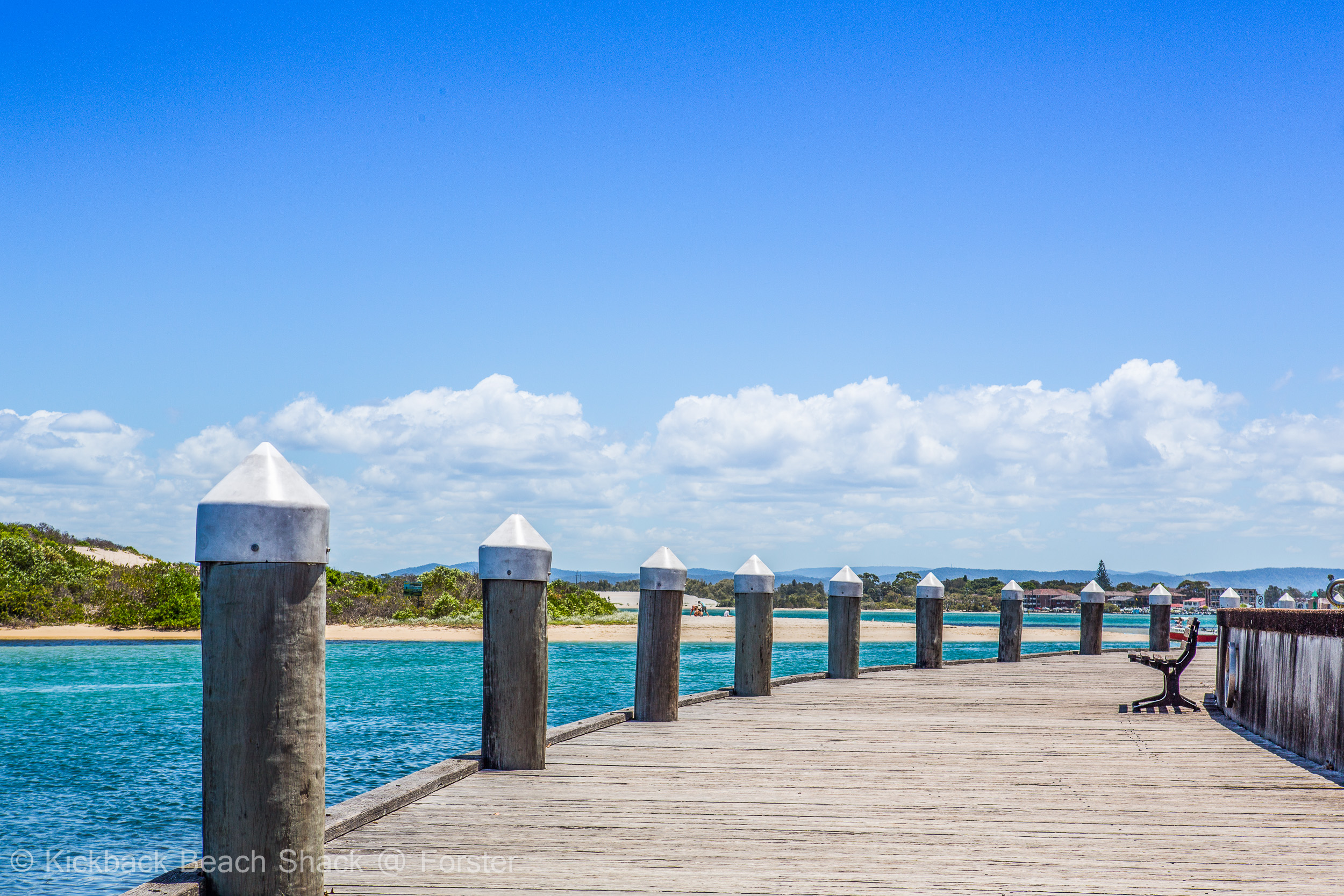 Forster-Accommodation-and-Pet-Friendly-Holiday-House-NSW-the-dock