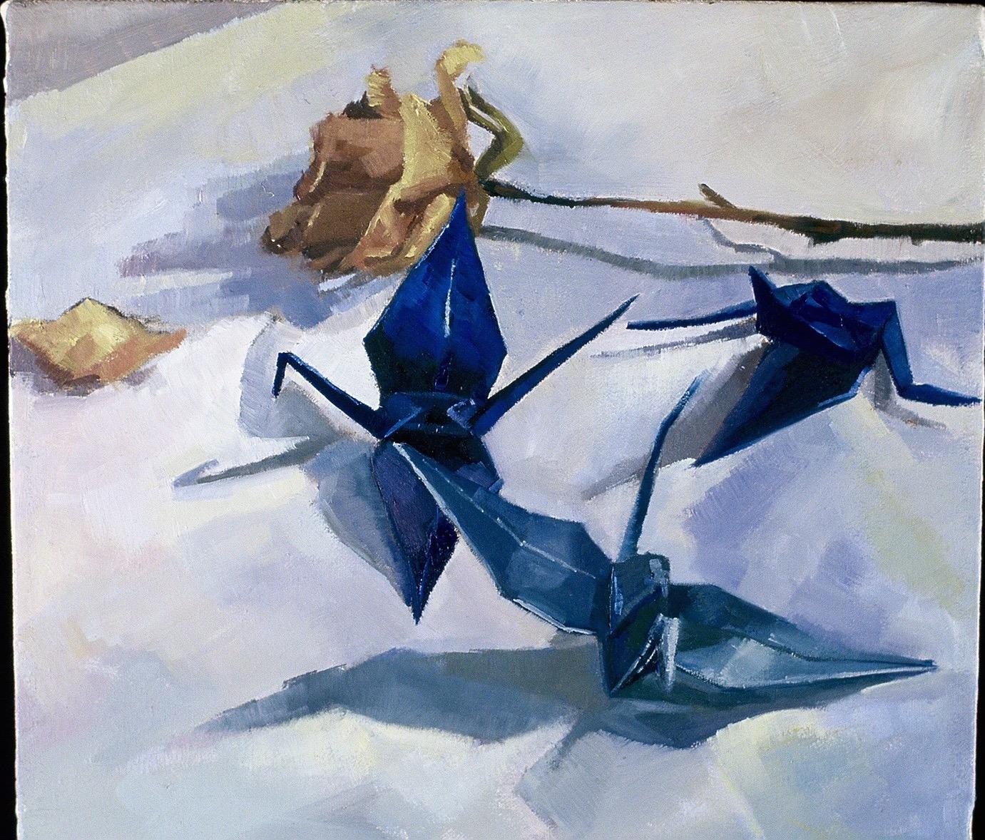 Cranes #3