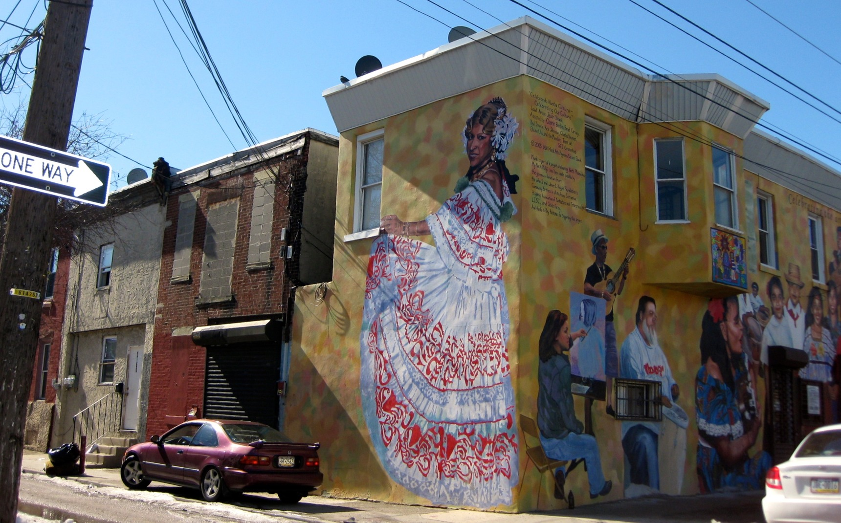 Celebrating Our Community Mural Project