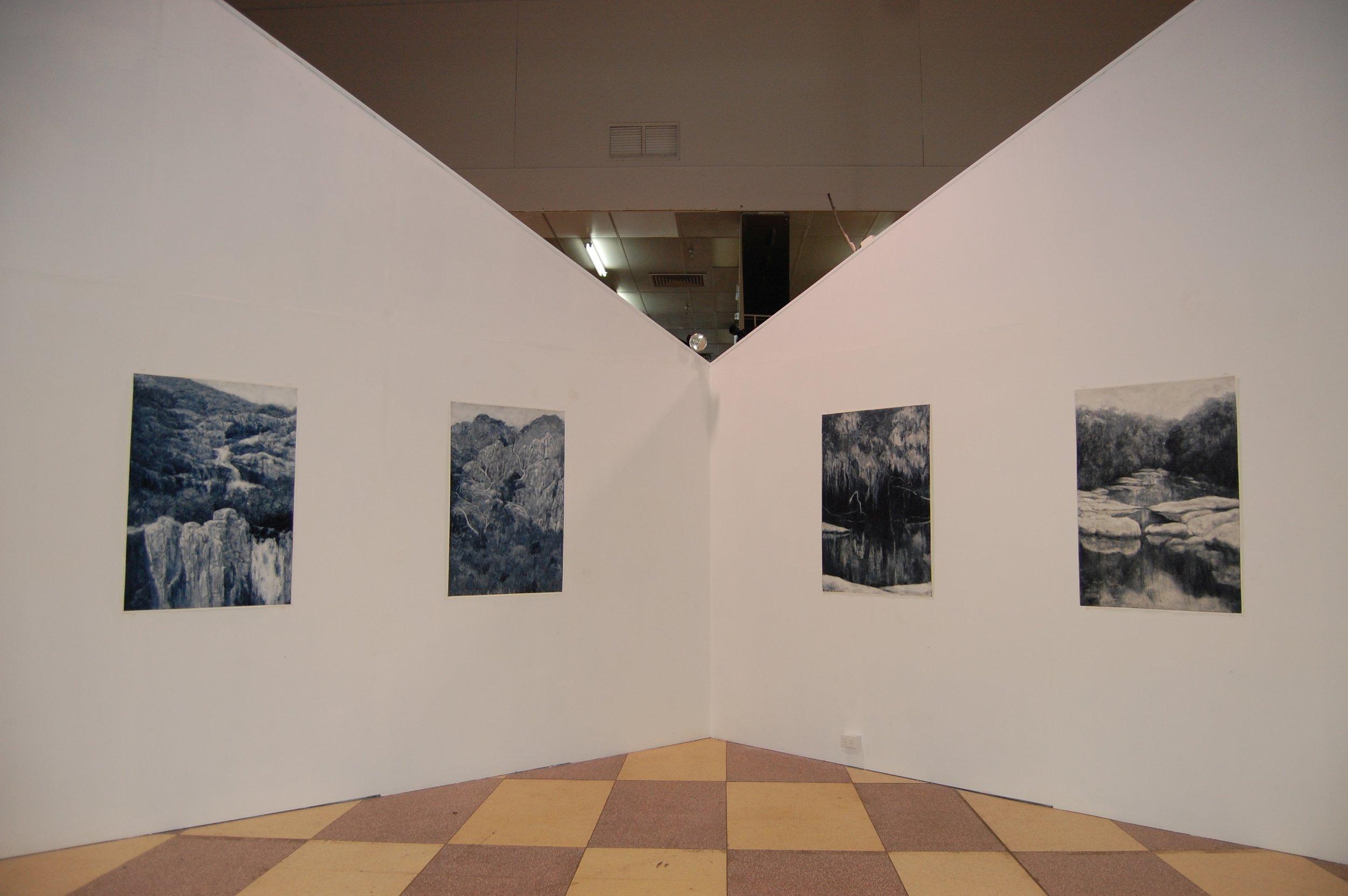 Exhibition Installation - Smart Casual, Femantle