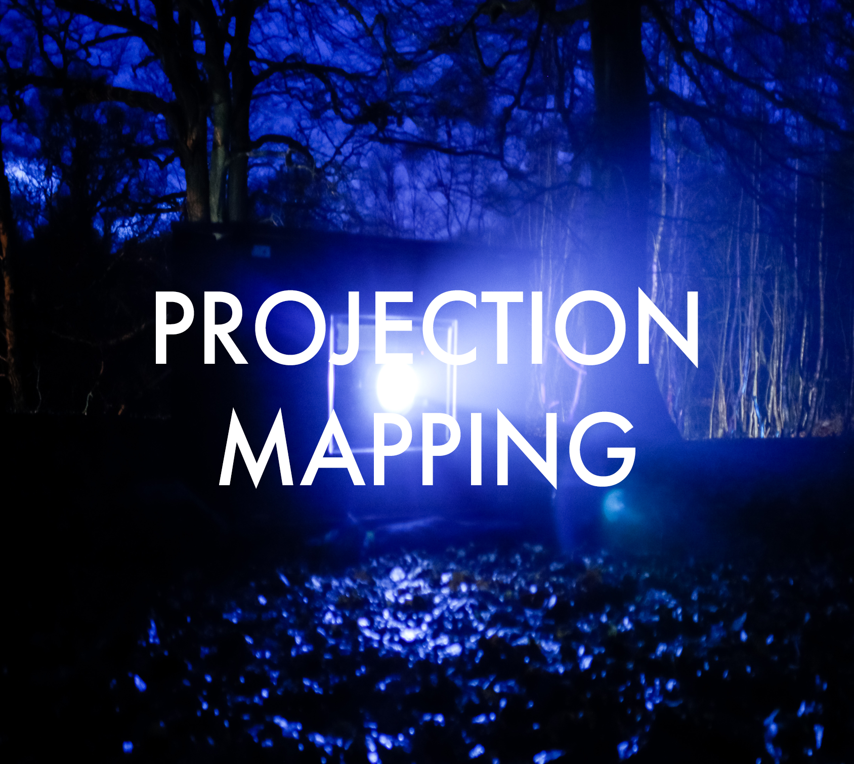 Projectio Mapping.+