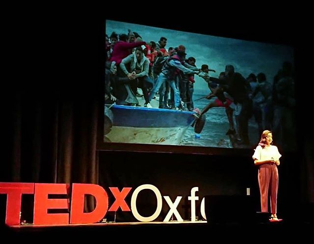Knit Aid Founder, Shahnaz Ahmed, delivered a TEDx talk in Oxford on Sunday, all about how Knit Aid came about and how all of YOUR little actions and stitches have impacted thousands of people's lives.  It was an absolute honour to be asked to tell our story to the world, and we will share the final video with you when it is live on YouTube!  Thanks to every one of you for being a part of our incredible journey.  #TEDxOxford2019 @tedxoxford  #KnitAid