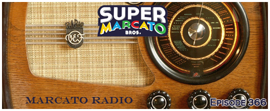 marcato radio — Podcast — Super Marcato Bros