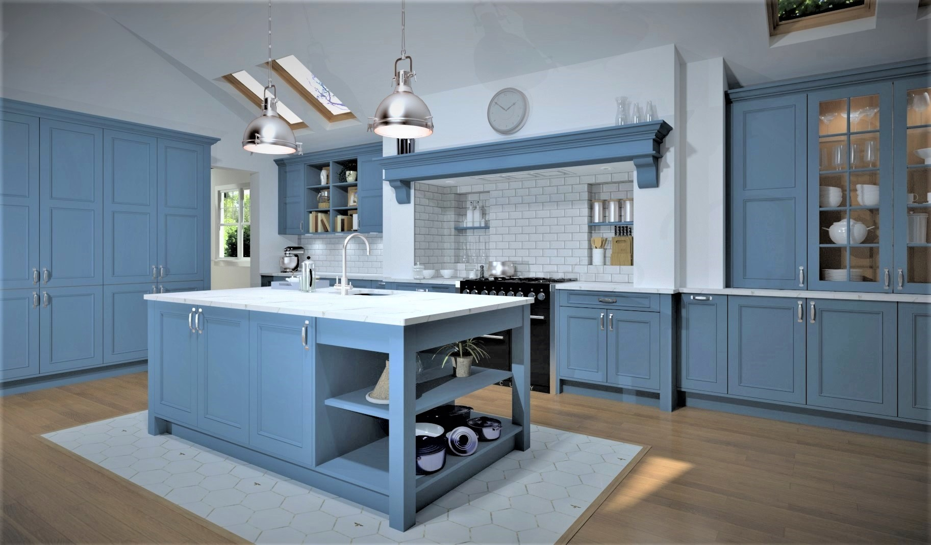 Uform Blue Kitchen Kitchen Render.jpeg