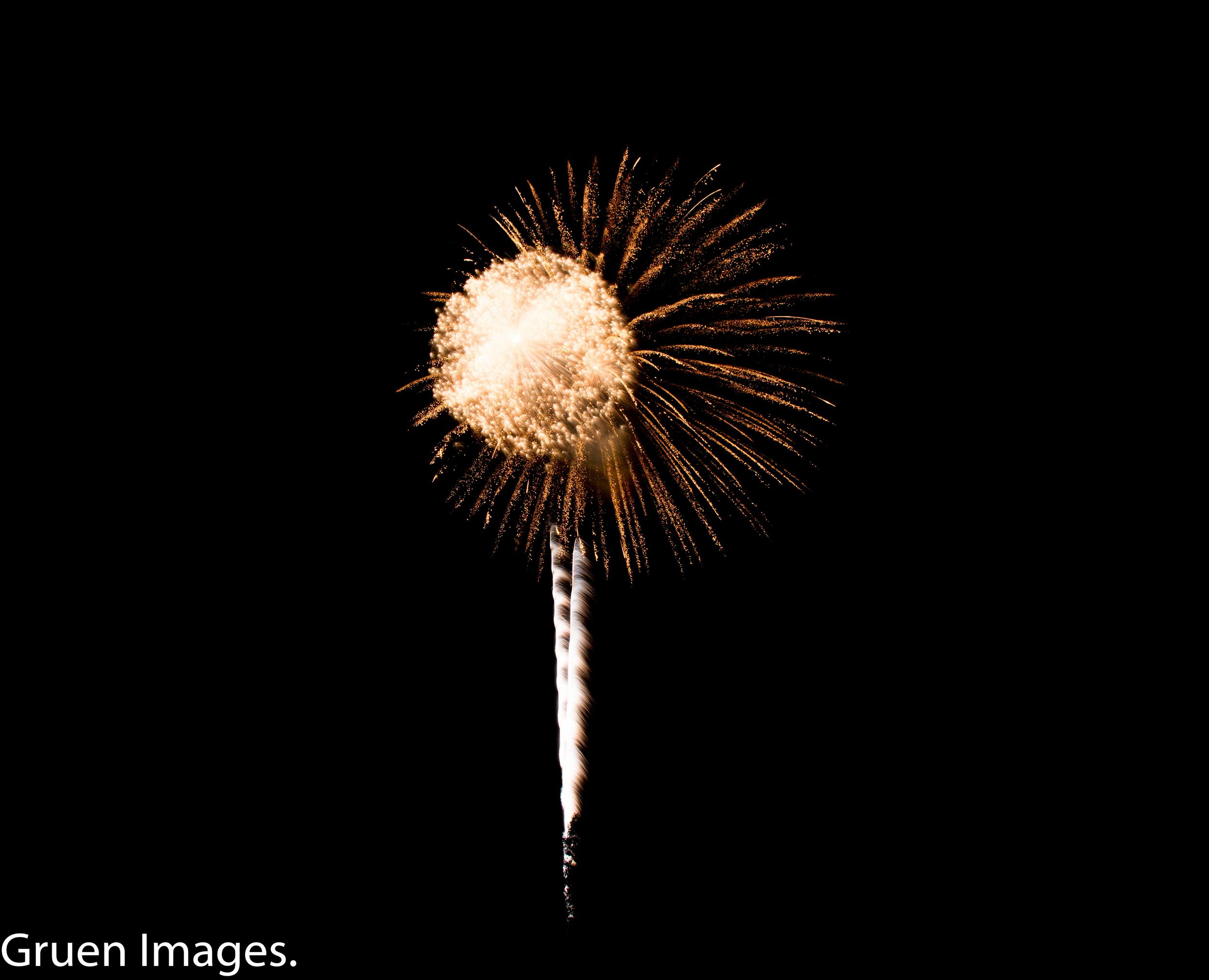 Nuclear Fireworks