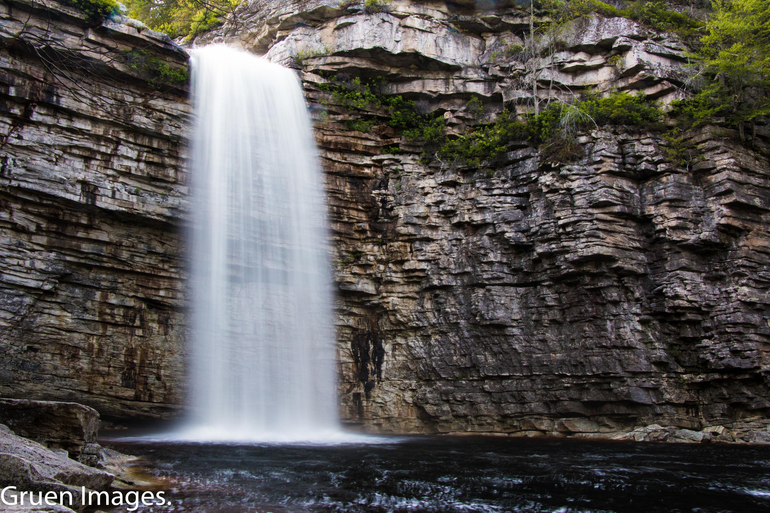 Minnewaska State Park Waterfall