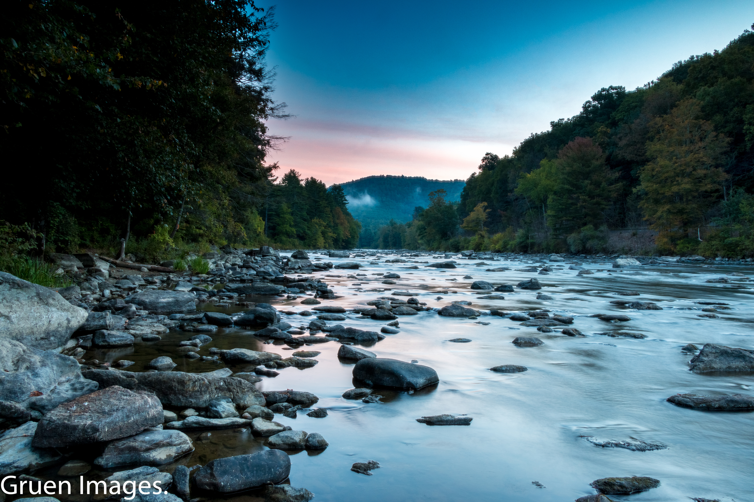 Housatonic State Park Sunrise