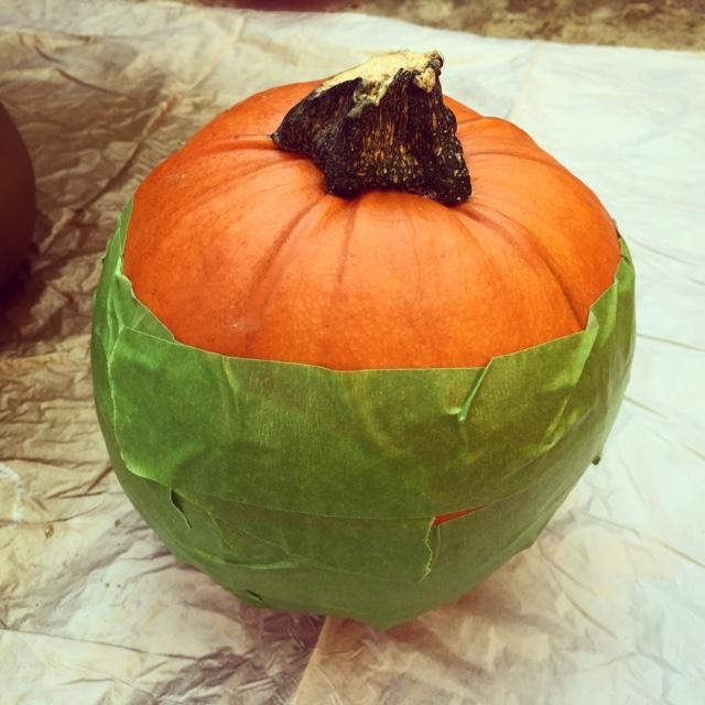 pumpkin-gold