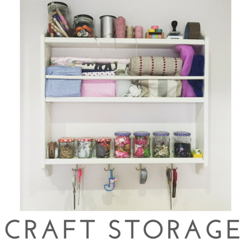 Craft Storage