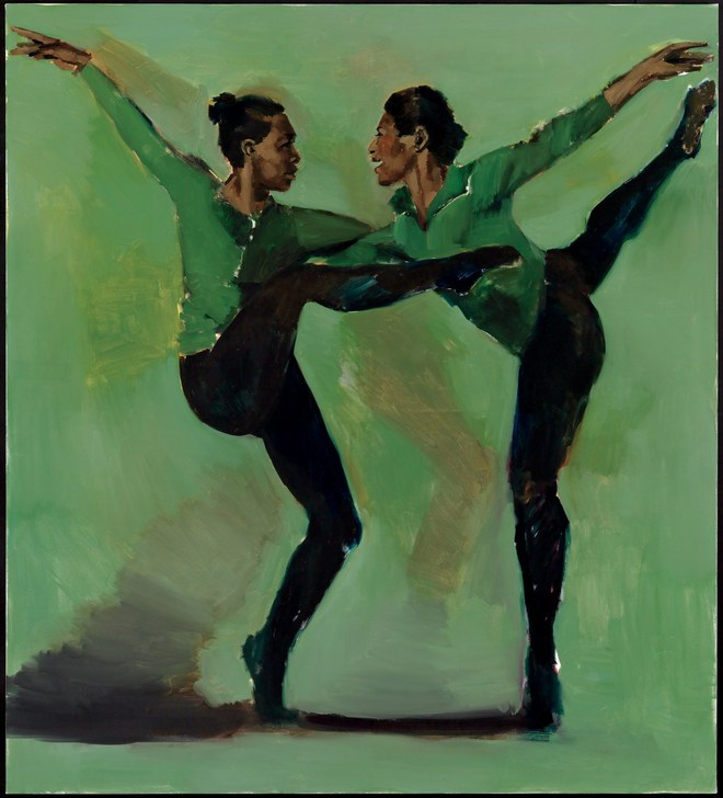 'To Douse the Devil for a Ducat', 2015, oil on canvasCourtesy of Lynette Yiadom-Boakye, Jack Shainman Gallery, New York, and Corvi-Mora, London