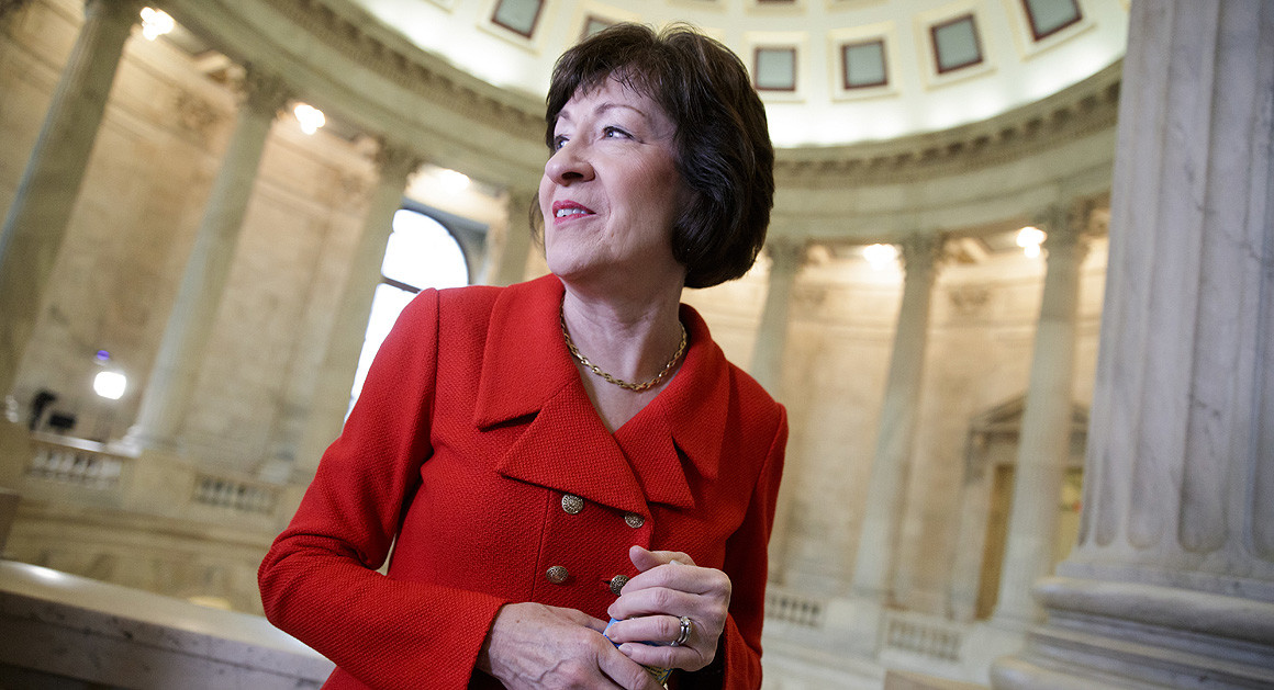 "Sen. Susan Collins said her committee work and seniority ""really matter"" — but she is tantalized by the opportunity to help the less prosperous parts of Maine as governor. 
