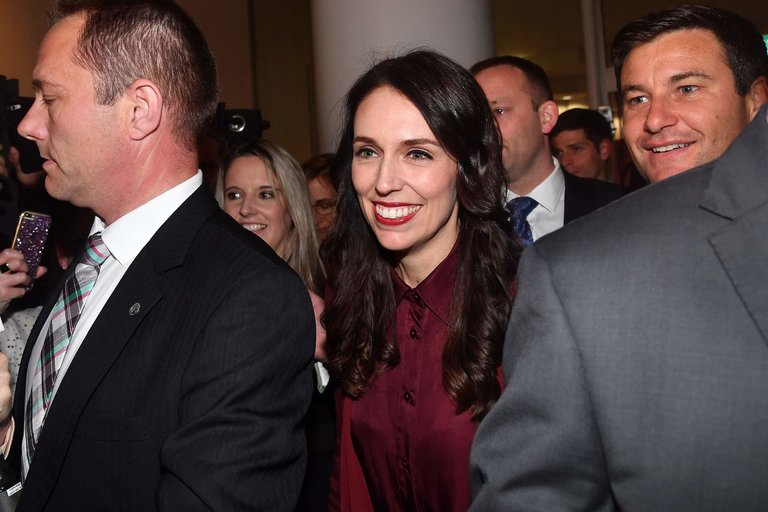 Jacinda Ardern is poised to become the new prime minister of New Zealand.CreditMarty Melville/Agence France-Presse — Getty Images