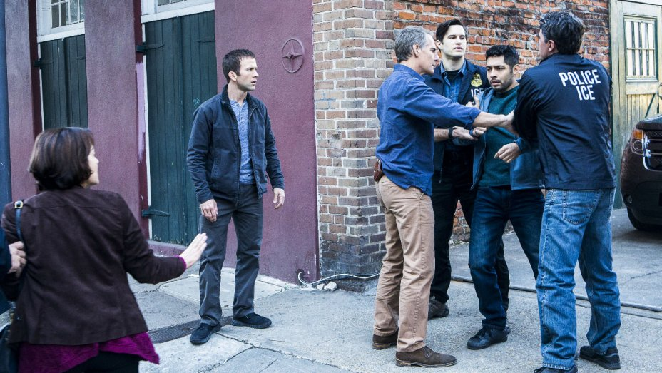 'NCIS: New Orleans', image courtesy of CBS