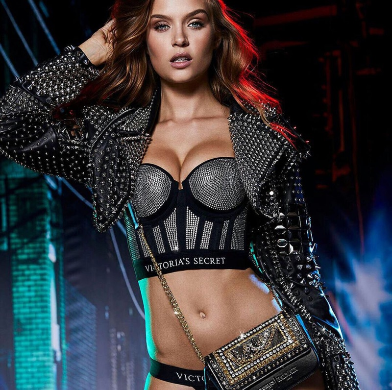 Victoria's Secret Balmain Collection- (7).jpg
