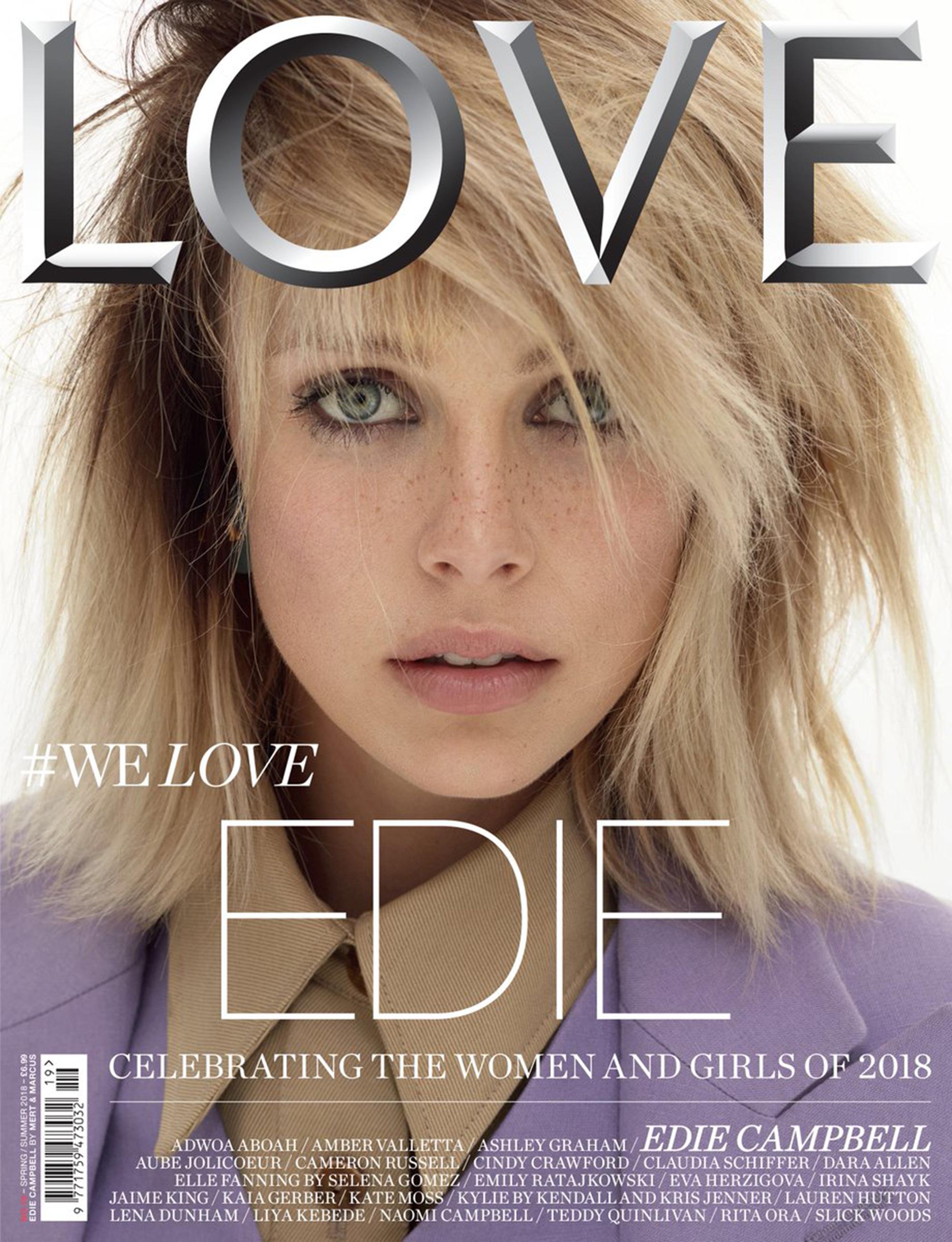 LOVE magazine Edie Campbell-2018-.jpg