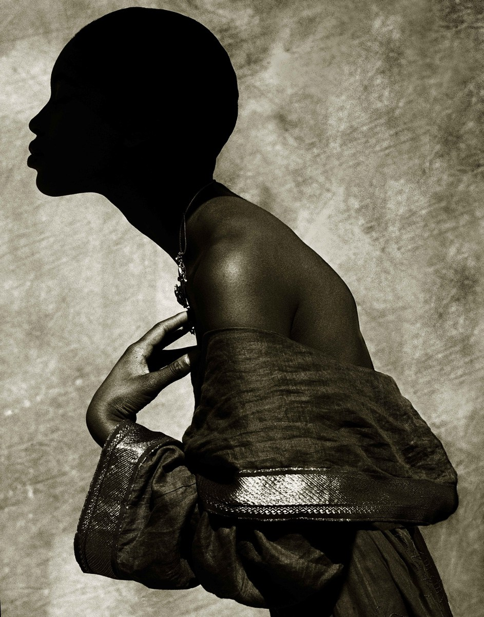 Naomi Campbell, 1989, by Albert Watson