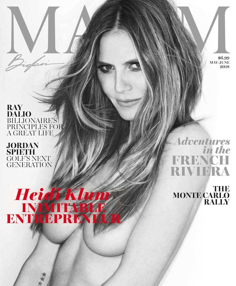 Gilles Bensimon Snaps Heidi Klum for Maxim May-June 2018 (8).jpg