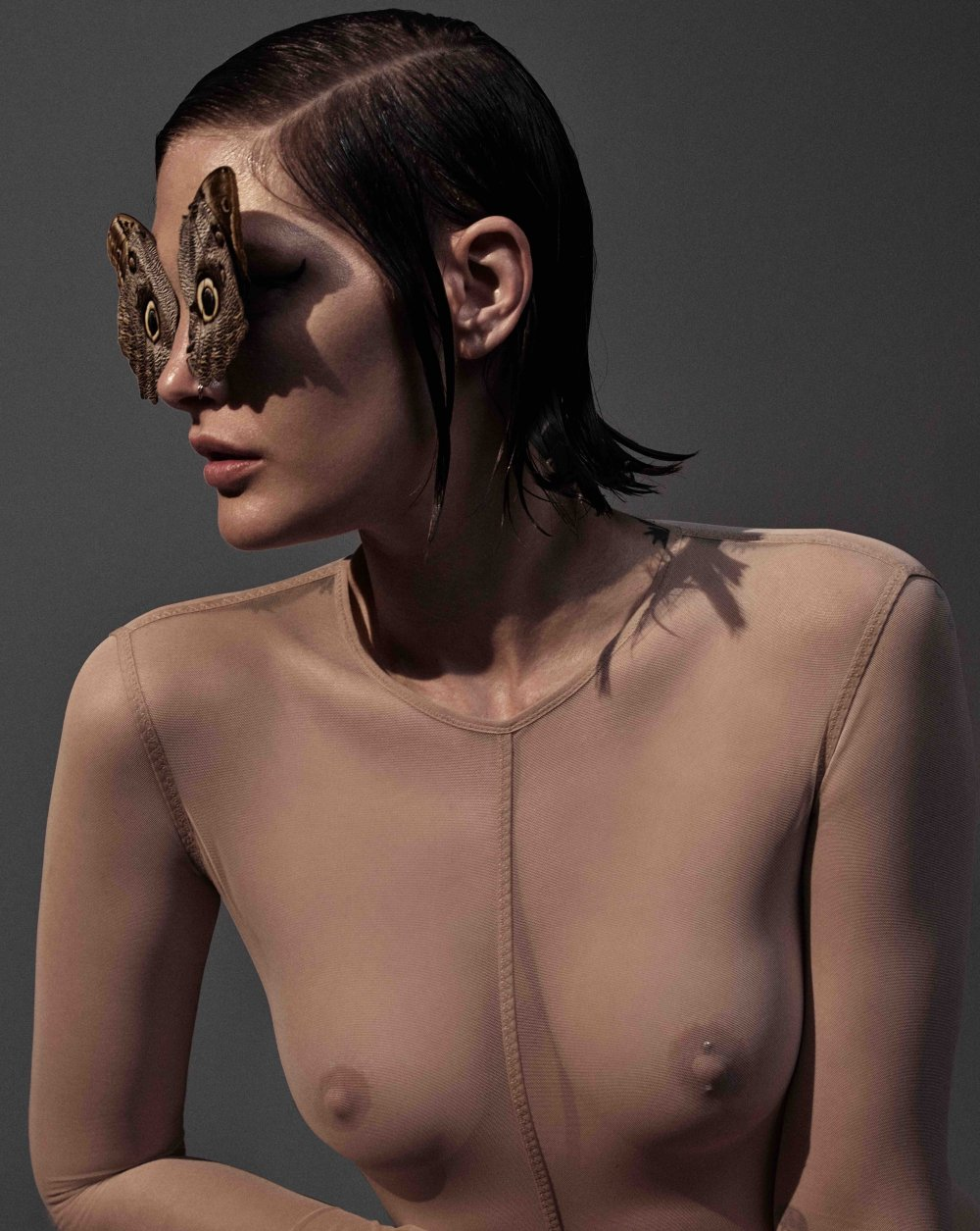 Catherine McNeil As 'Spirit Animal' by Jason Kibbler for Documentary Beauty 003 (1).jpg