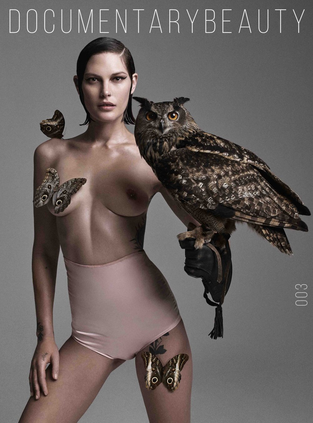 Catherine McNeil As 'Spirit Animal' by Jason Kibbler for Documentary Beauty 003 (2).jpg