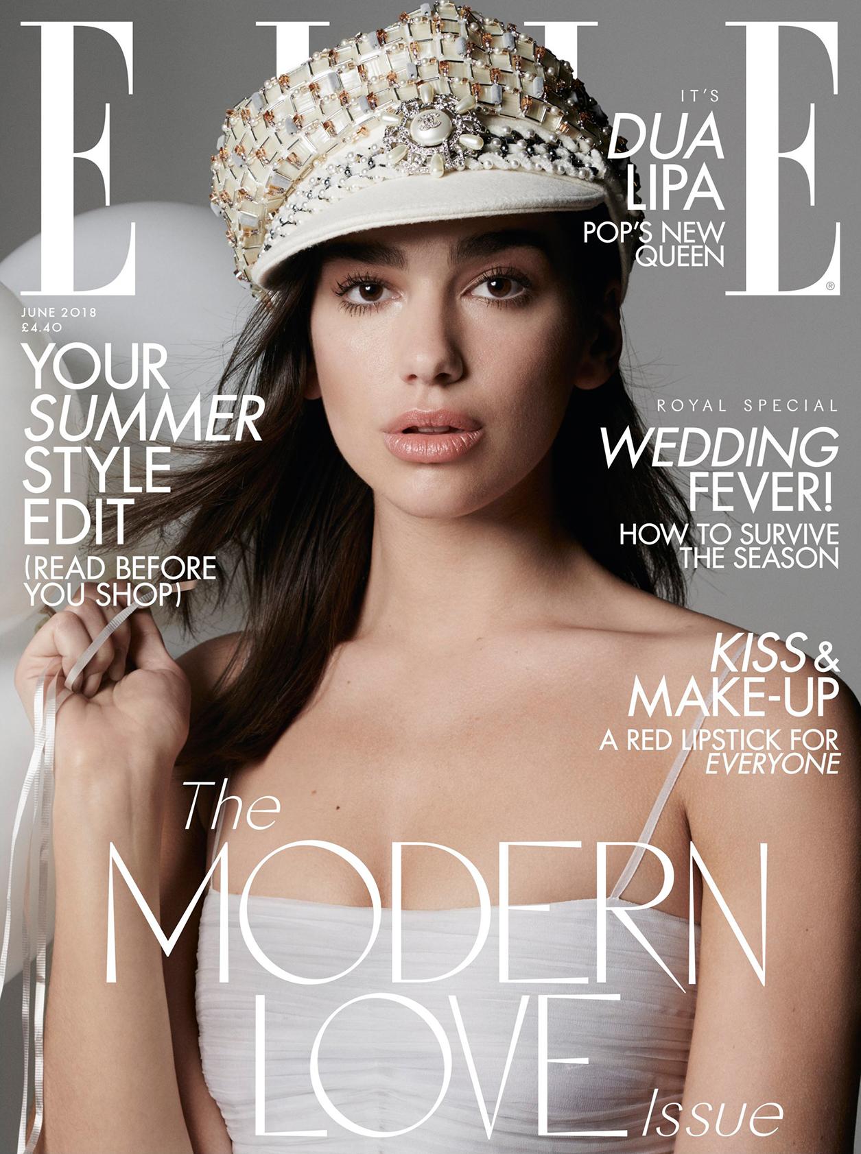 Dua Lipa by Liz Collins for Elle UK June 2018 (2).jpg