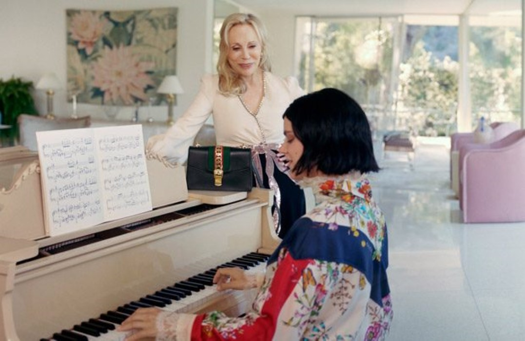 Faye Dunaway and Soko by Petra Collins For Gucci Sylvie Rodeo Drive (9).jpg