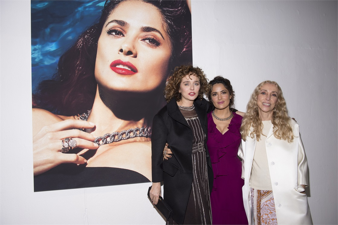 Salma Hayek to receive 2ns Franca Sozzani Award at Venice Film Festival.JPG