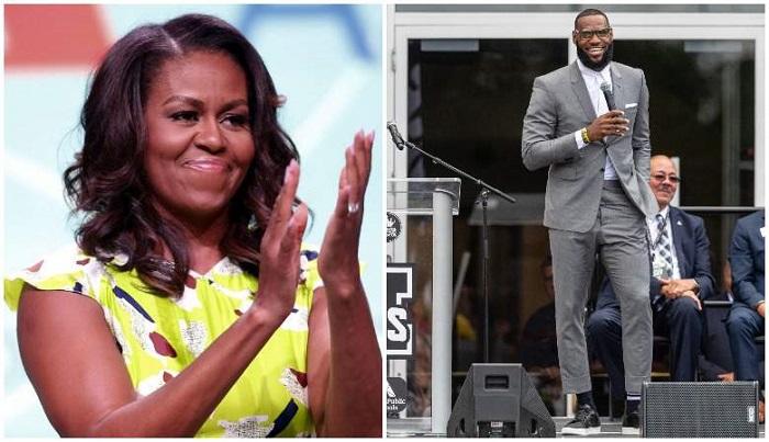 Michelle Obama praises LeBron James.jpg