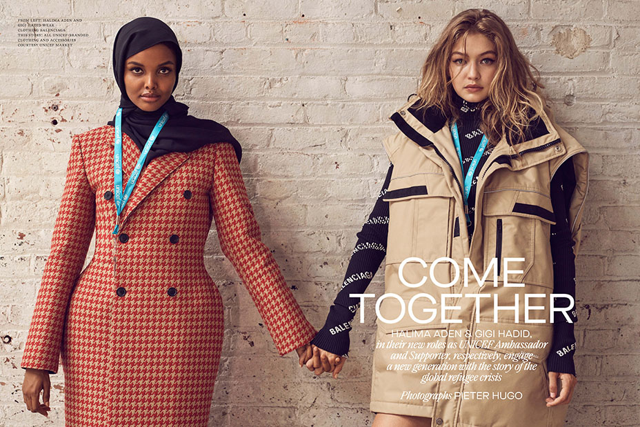 Gigi Hadid and Halima Aden for CR Fashionbook #23.jpg
